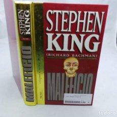 Libros: STEPHEN KING MALEFICIO. Lote 143324694