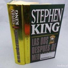 Libros: STEPHEN KING LAS DOS DESPUÉS DE MEDIANOCHE. Lote 143325250