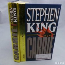 Libros: STEPHEN KING CARRIE. Lote 143325418