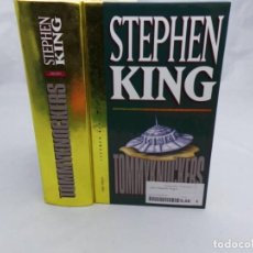 Libros: STEPHEN KING TOMMYKNOCKERS. Lote 143325974