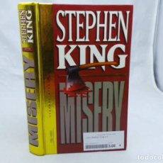 Libros: STEPHEN KING MISERY. Lote 143326302