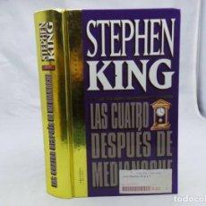 Libros: STEPHEN KING LAS CUATRO DESPUÉS DE MEDIANOCHE. Lote 143404242