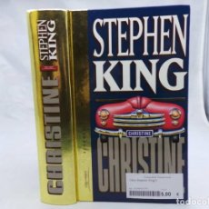 Libros: STEPHEN KING CHRISTINE. Lote 143404502