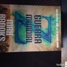 Libros: GUERRA MUNDIAL Z, MAX BROOKS. Lote 144483614