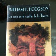 Libros: LA CASA EN EL CONFIN DE LA TIERRA - VALDEMAR - CLUB DIOGENES. Lote 146891704