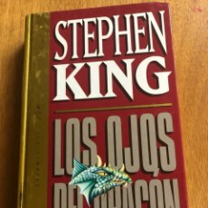 Libros: STEPHEN KING LOS OJOS DE DRAGON. Lote 147885801