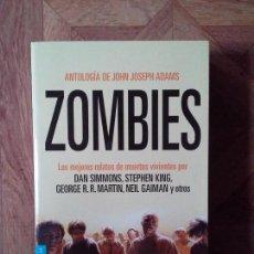 Libros: JOHN JOSEPH ADAMS - ZOMBIES. Lote 151934522