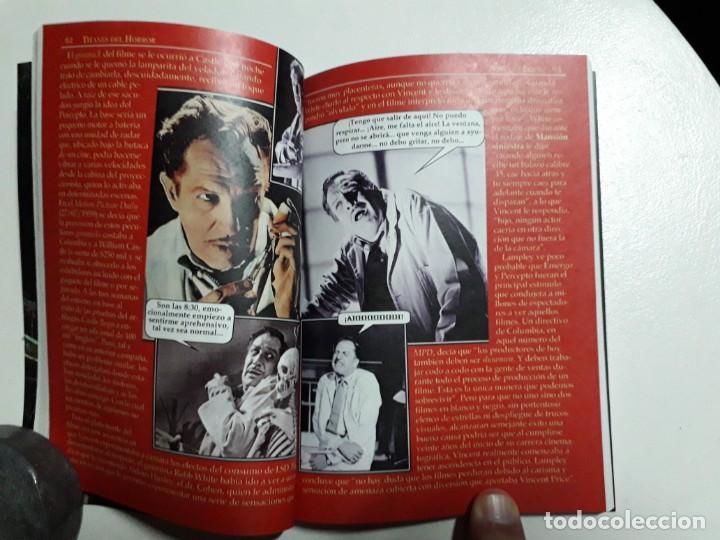 Libros: TITANES DEL HORROR! - VINCENT PRICE! - COLECCIÓN BREVIARIOS DE CINEFANIA Nº 4 - ARGENTINA - Foto 6 - 155737982
