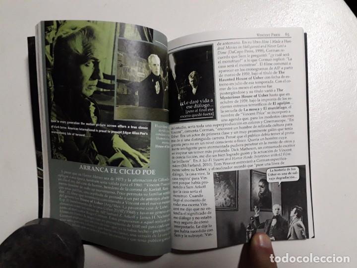 Libros: TITANES DEL HORROR! - VINCENT PRICE! - COLECCIÓN BREVIARIOS DE CINEFANIA Nº 4 - ARGENTINA - Foto 7 - 155737982