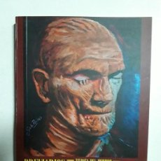 Libros: TITANES DEL HORROR! - BORIS KARLOFF - ESPECTACULAR COLECCIÓN BREVIARIOS DE CINEFANIA - ARGENTINA. Lote 204485511