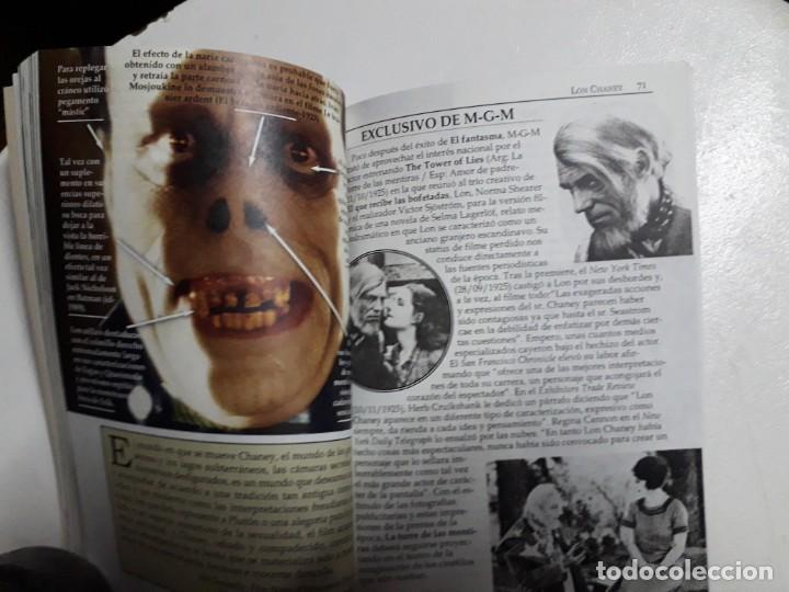 Libros: TITANES DEL HORROR! - LON CHANEY - ESPECTACULAR COLECCIÓN BREVIARIOS DE CINEFANIA - ARGENTINA - Foto 6 - 204485501