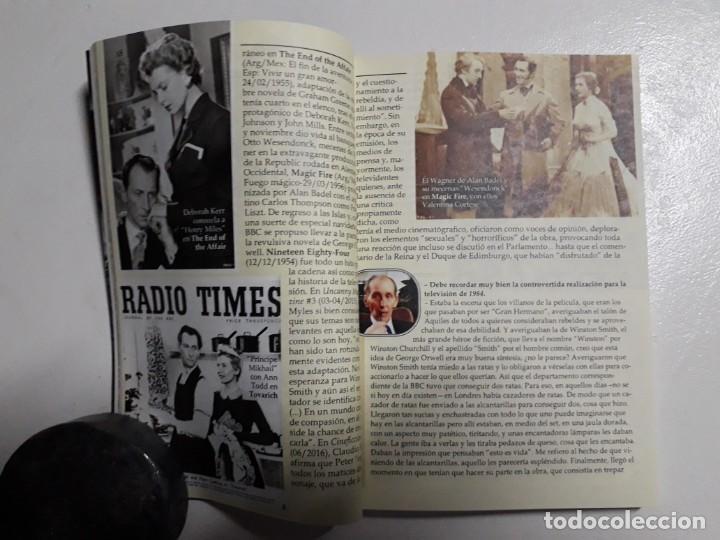 Libros: PETER CUSHING - TITANES DEL HORROR! - ESPECTACULAR COLECCIÓN BREVIARIOS DE CINEFANIA - ARGENTINA - Foto 4 - 204485322