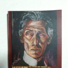 Libros: PETER CUSHING - TITANES DEL HORROR! - ESPECTACULAR COLECCIÓN BREVIARIOS DE CINEFANIA - ARGENTINA. Lote 204485322