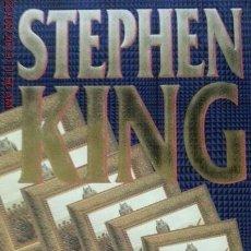 Libros: PESADILLAS Y ALUCINACIONES - STEPHEN KING - ED. GRIJALBO-MANDADORI - 1ª EDICIÓN - AÑO 1984. Lote 135653931