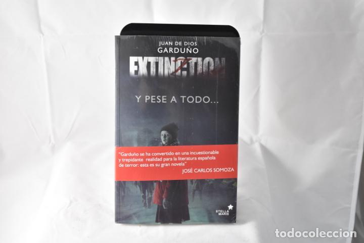 EXTINCTION Z. Y PESE A TODO… - JUAN DE DIOS GARDUÑO (Libros Nuevos - Literatura - Narrativa - Terror)