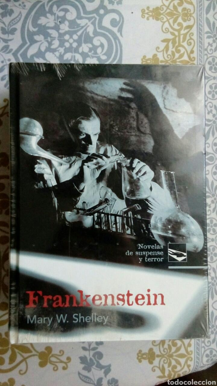 LOTE DE LIBROS DE SUSPENSE PRECINTADOS (Libros Nuevos - Literatura - Narrativa - Terror)
