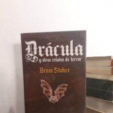 Libros: DRÁCULA Y OTROS RELATOS DE TERROR. Lote 172474158