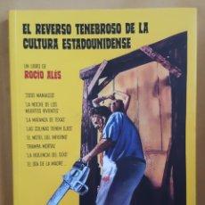 Libros: AMERICA PROFUNDA (CINE NORTEAMERICANO DE TERROR RURAL - ROCIO ALES. Lote 172873277