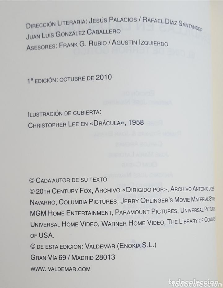 Libros: LIBRO / PESADILLAS EN LA OSCURIDAD - ANTONIO JOSE NAVARRO - Foto 2 - 172873362