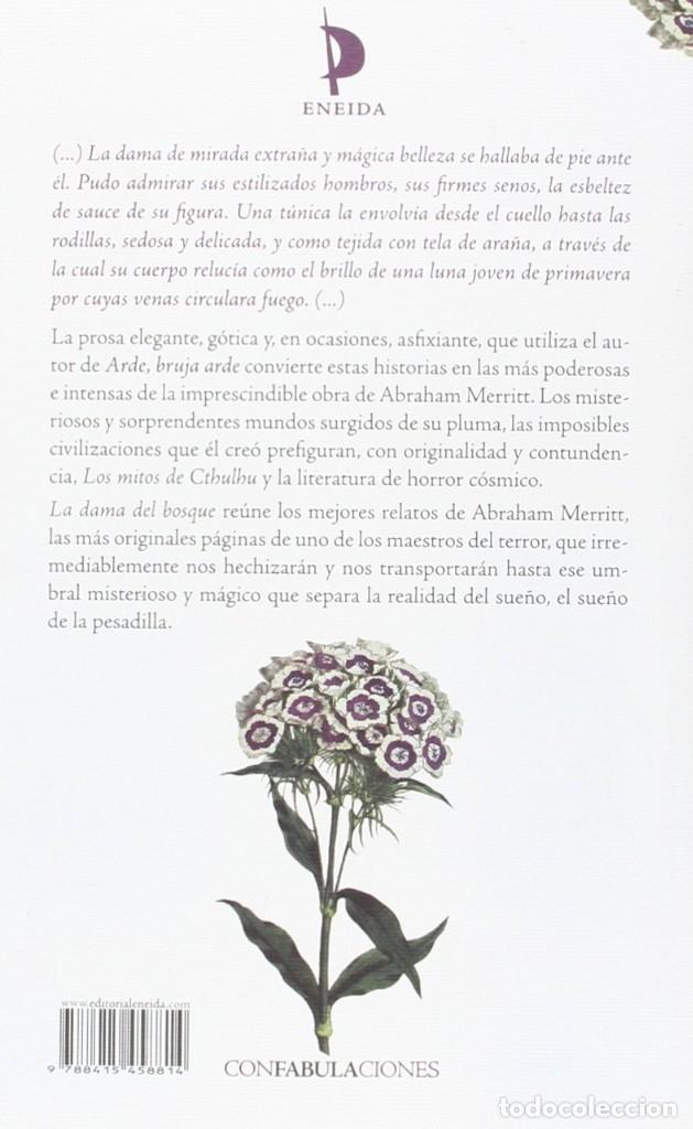 Libros: La dama del bosque (2015) - Abraham Merritt - ISBN: 9788415458814 - Foto 2 - 152280677