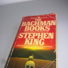 Libros: STEPHEN KING THE BAGHMAN BOOKS NOVELA TERROR. Lote 180905100