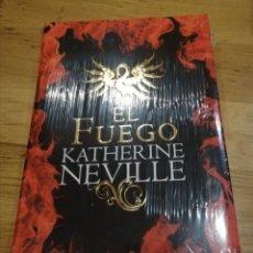 Libros: EL FUEGO, KATHERINE NEVILLE. Lote 182204765