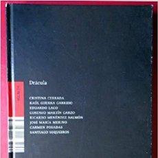 Libros: DRÁCULA. EDITADO POR FERNANDO MARÍAS. Lote 184426903