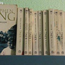 Libros: LIBROS DE STEPHEN KING. Lote 184679436