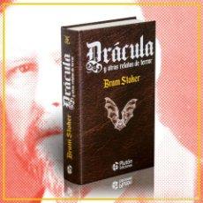 Libros: DRÁCULA Y OTROS RELATOS DE TERROR - BRAM STOKER DESCATALOGADO!!! OFERTA!!!. Lote 190010271