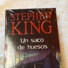 Libros: STEPHEN KING UN SACO DE HUESOS .. Lote 192835337