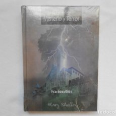 Libros: FRANKENSTEIN - MARY SELLEY - RELATOS DE MISTERIO Y TERROR - NUEVO. Lote 193064802