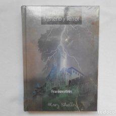 Libros: FRANKENSTEIN - MARY SELLEY - RELATOS DE MISTERIO Y TERROR - NUEVO. Lote 193064802