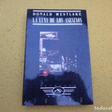 Libros: LIBRO - LA LUNA DE LOS ASESINOS - DONALD WESTLAKE - ETIQUETA NEGRA - JUCAR -. Lote 198945088