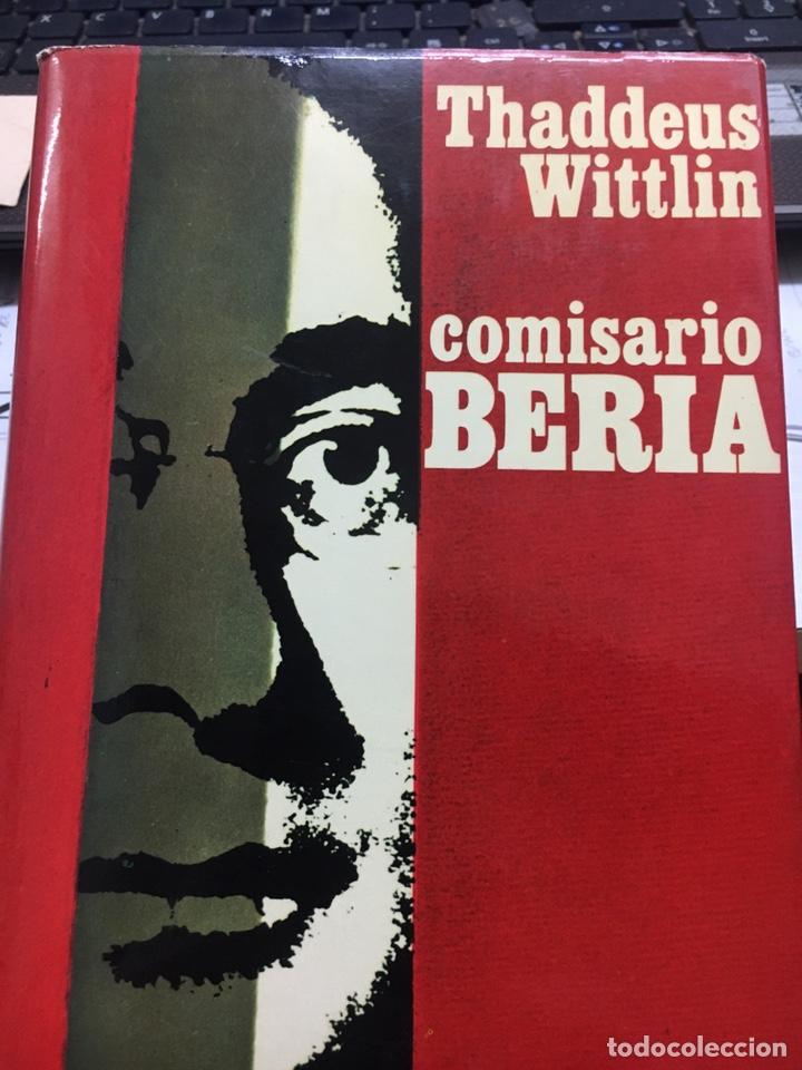 COMISARIO BERIA (THADDEUS WITTLIN) (Libros Nuevos - Literatura - Narrativa - Terror)