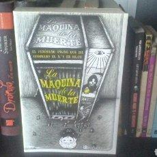 Libros: LA MAQUINA DE LA MUERTE EDITORIAL BRUGUERA NUEVO 1 EDICION 2012. Lote 202834368