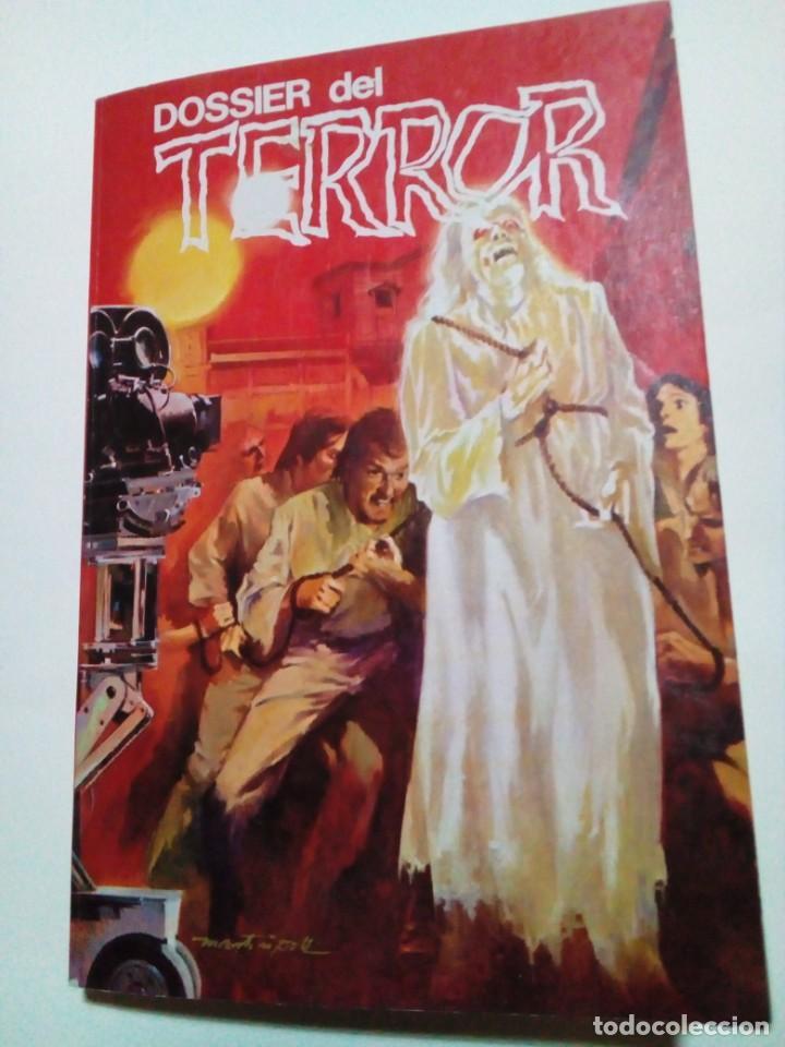 DOSSIER DEL TERROR 4 (Libros Nuevos - Literatura - Narrativa - Terror)