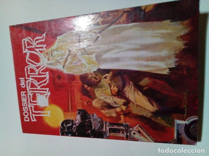 Libros: DOSSIER DEL TERROR 4 - Foto 2 - 207786482