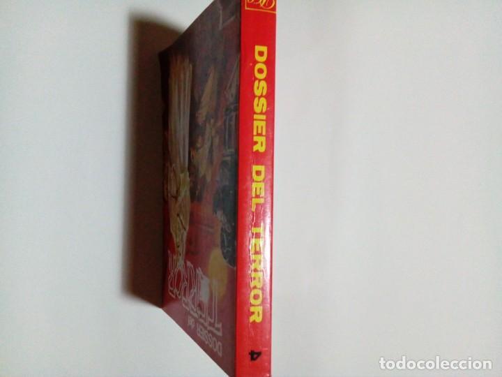 Libros: DOSSIER DEL TERROR 4 - Foto 3 - 207786482