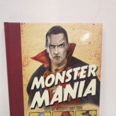 Libros: MONSTER MANIA. Lote 208567088
