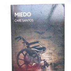 Libros: MIEDO - CARE SANTOS - EDEBE. Lote 209745437