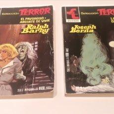 Libros: SELECCIÓN TERROR. Lote 210349081