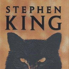 Libros: LA SANGRE MANDA , STEPHEN KING. Lote 210674766