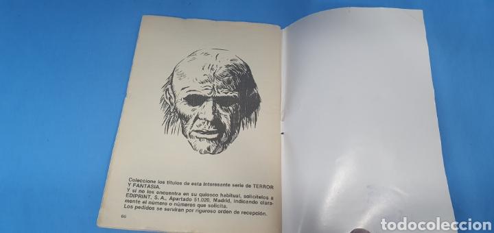 Libros: TERROR FANTASY - LAS MEJORES NARRACIONES DE TERROR Y SUSPENSE - NÚMEROS 1 -3 y 4 - Foto 5 - 212764553