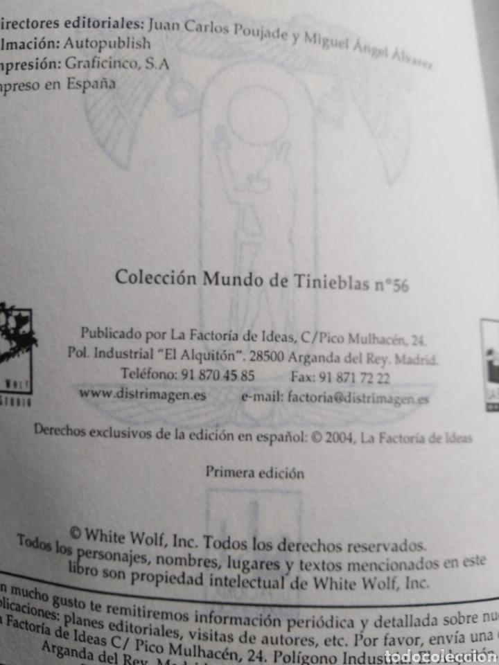 Libros: Edad oscura, Sesica,vampiro, 1 edición - Foto 3 - 213193143
