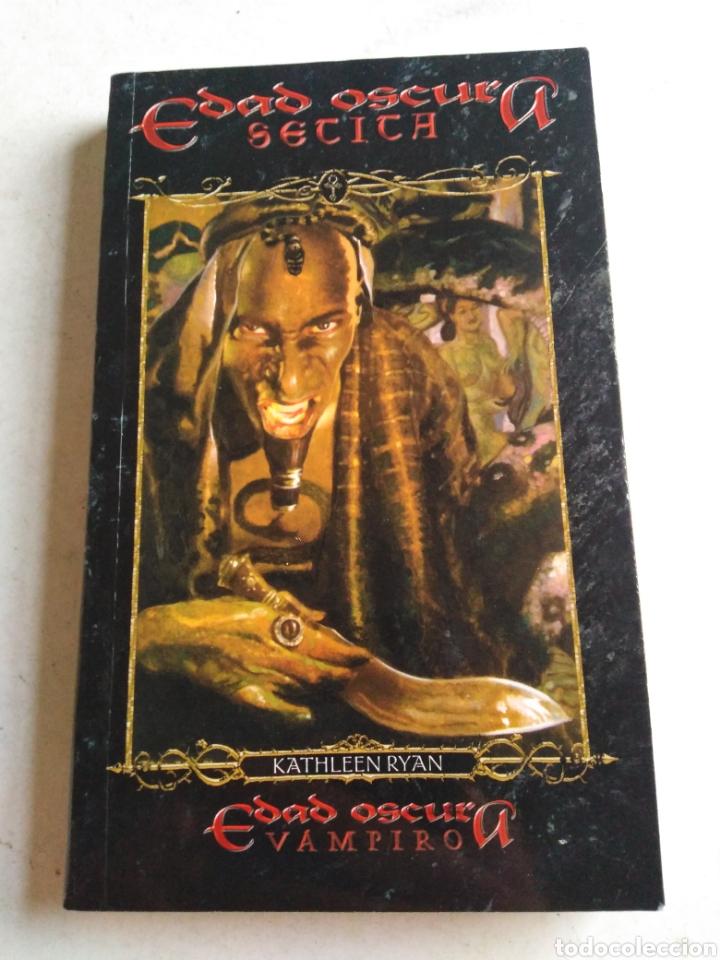 EDAD OSCURA, SESICA,VAMPIRO, 1 EDICIÓN (Libros Nuevos - Literatura - Narrativa - Terror)