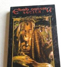 Libros: EDAD OSCURA, SESICA,VAMPIRO, 1 EDICIÓN. Lote 213193143