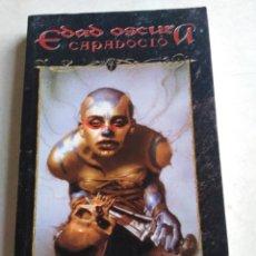 Libros: EDAD OSCURA, CAPADOCIO, VAMPIRO, 1 EDICIÓN. Lote 213193333