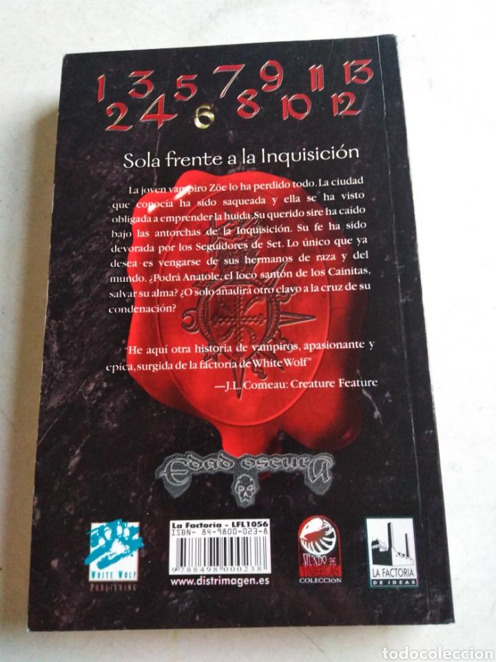 Libros: Edad oscura, ravnos, vampiro, 1 edición - Foto 2 - 213193673