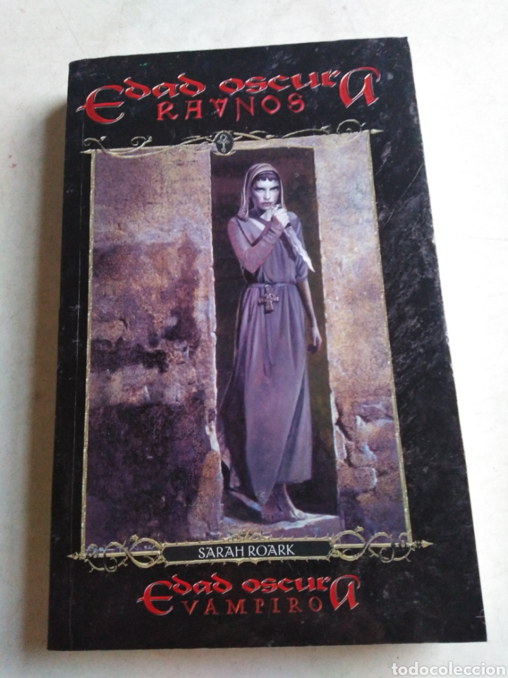 EDAD OSCURA, RAVNOS, VAMPIRO, 1 EDICIÓN (Libros Nuevos - Literatura - Narrativa - Terror)