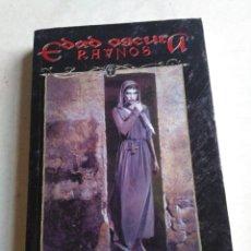 Libros: EDAD OSCURA, RAVNOS, VAMPIRO, 1 EDICIÓN. Lote 213193673
